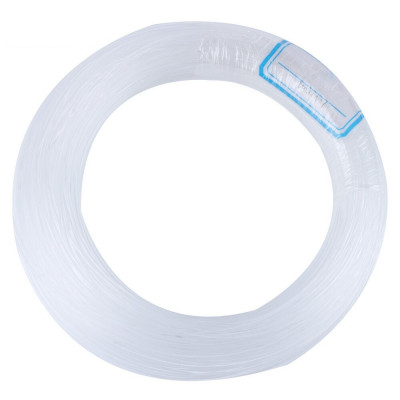 Optical cable 0.75mm, 300 meters, clear light guide, AMPUL.EU