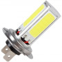 H7, 20W COB LED - White, AMPUL.EU