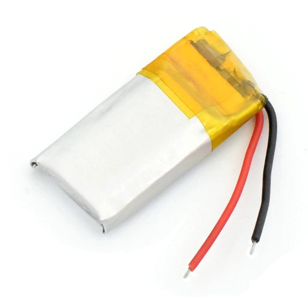 Li-Pol baterie 70mAh, 3.7V, 401120