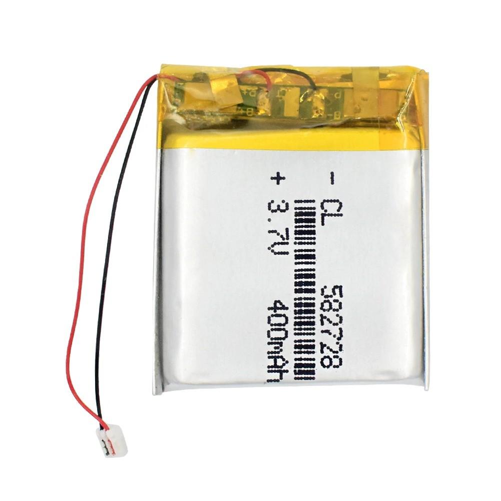 Li-Pol baterie 400mAh, 3.7V, 582728